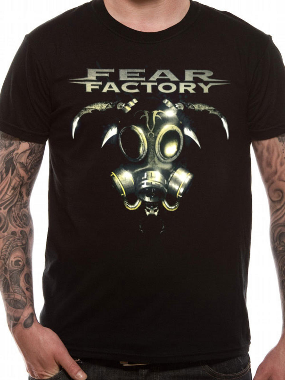 Gas Mask Shirt Gas Mask T-shirt Preview