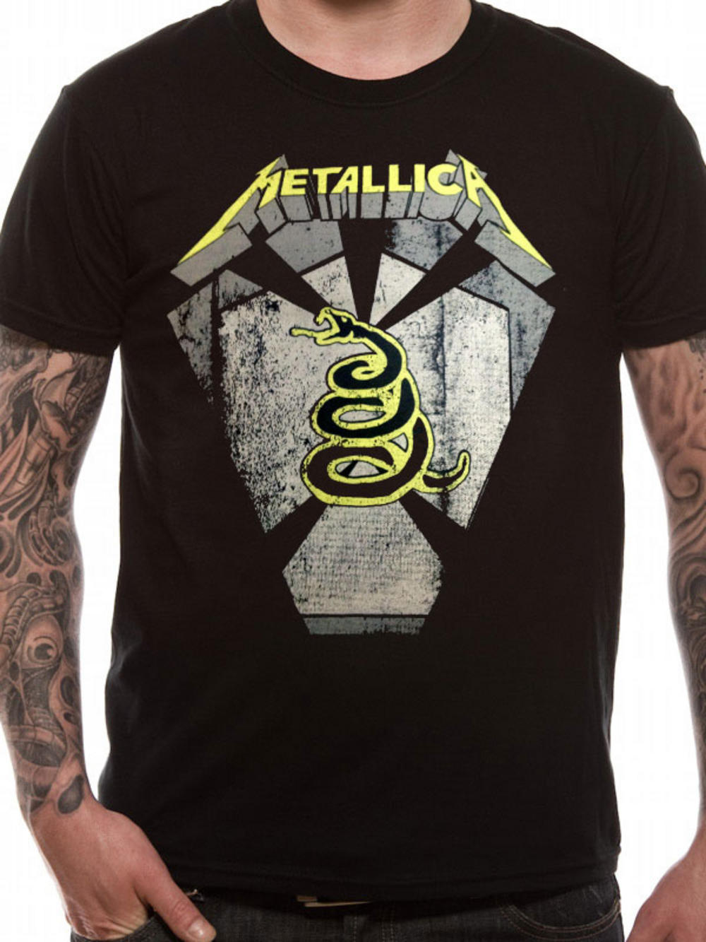 metallica pit boss t shirt buy metallica pit boss t. Black Bedroom Furniture Sets. Home Design Ideas