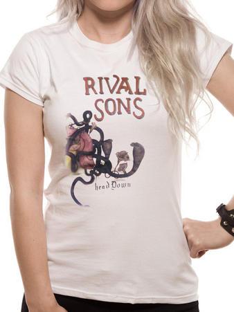 Rival Sons (Head Down Girlie) T-shirt