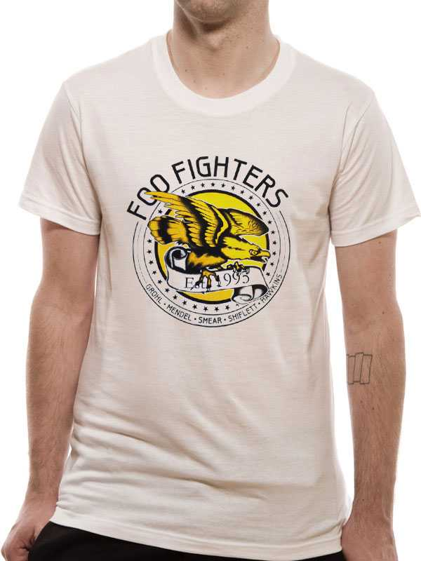 Official Foo Fighters (Eagle) T-shirt - All sizes