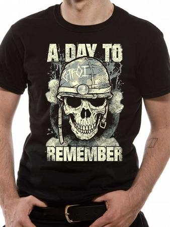 A Day To Remember (GTFOI) T-shirt Preview