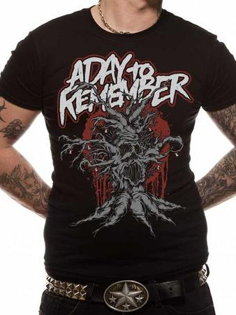 A Day To Remember (EvilTree) T-shirt Preview