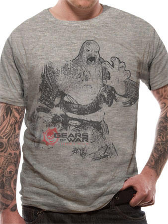 Gears Of War (Grenadier) T-Shirt Preview