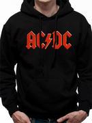 AC/DC (Red Logo) Hoodie