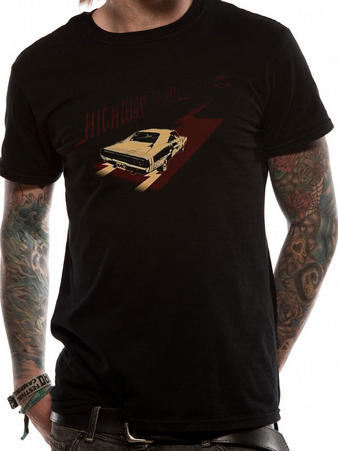 AC/DC (Highway Car) T-Shirt Preview