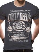 AC/DC (Dirty Deeds) T-shirt