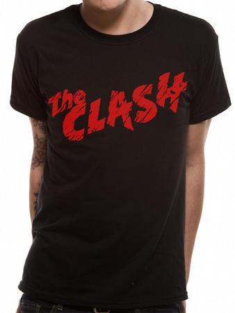 The Clash (First Album Logo) T-Shirt Preview