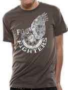 Foo Fighters (Wings Wheel) T-Shirt