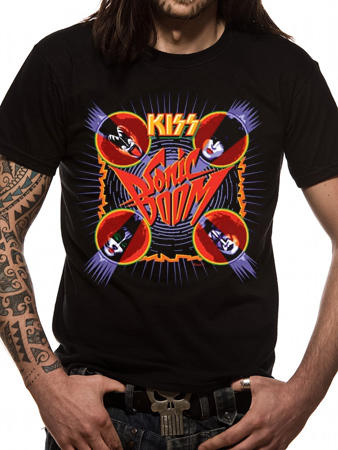 Kiss (Sonic Bomb Album) T-Shirt Preview