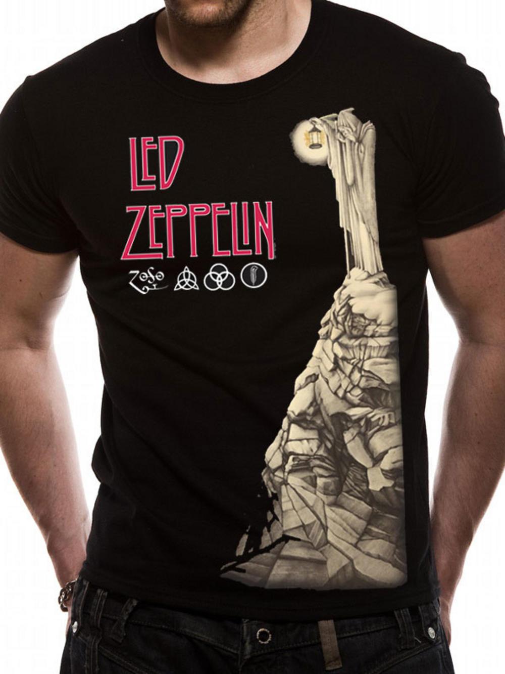 led zeppelin hermit t shirt tm shop. Black Bedroom Furniture Sets. Home Design Ideas
