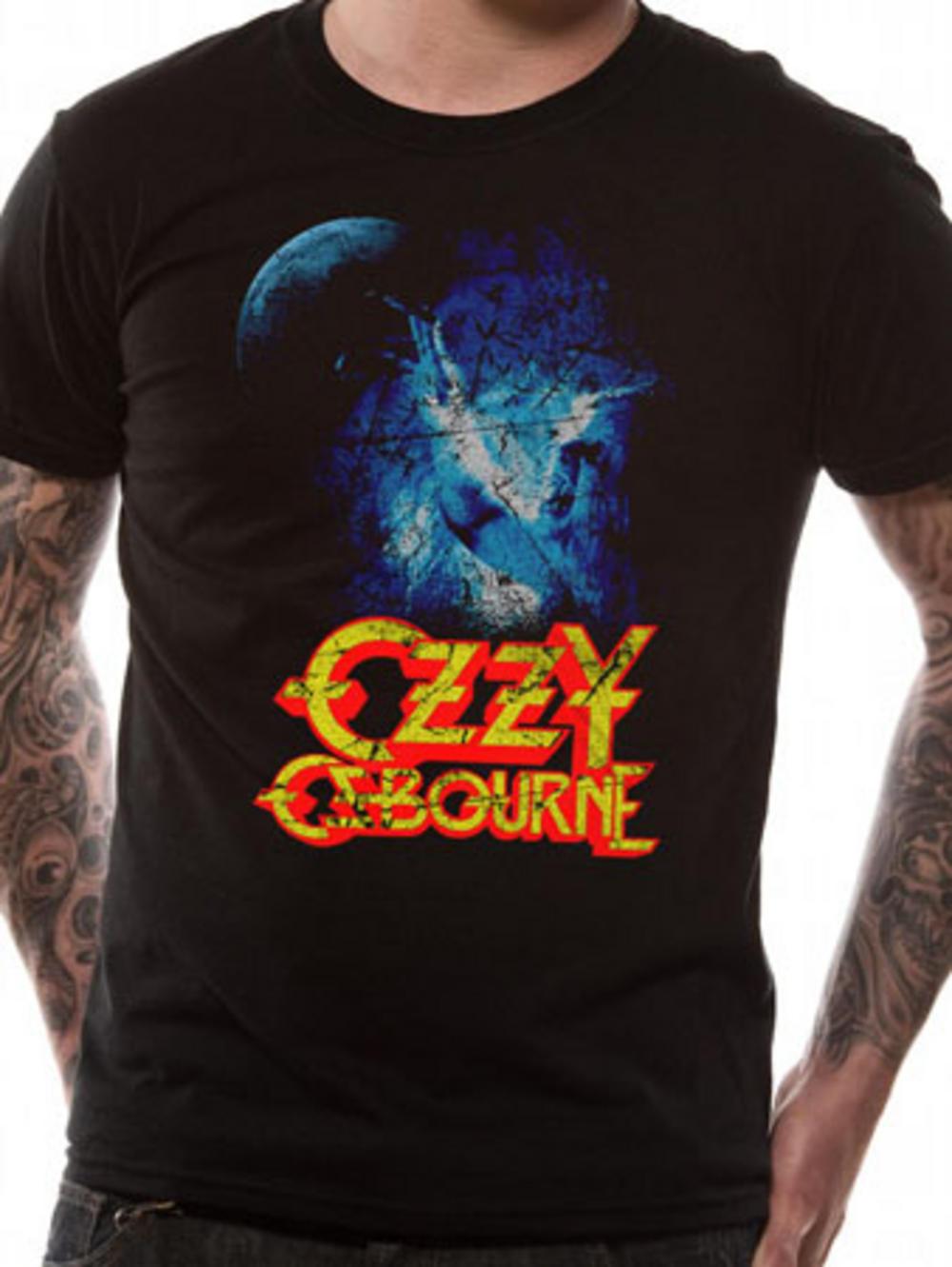 Ozzy osbourne hoodie