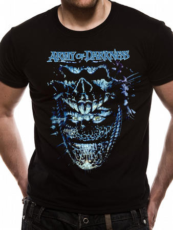 Army Of Darkness (Evil Ash) T-Shirt Preview