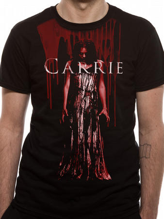 Carrie (Blood Drips) T-Shirt Preview