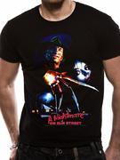 Nightmare On Elm Street (Turkish Poster) T-Shirt