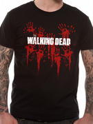 Walking Dead (Bloody Hands Logo) T-Shirt