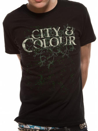City And Colour (Leaves) T-Shirt Preview