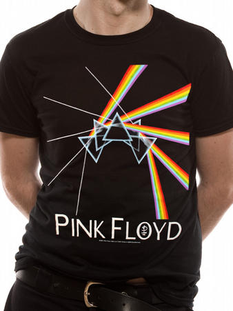 Pink Floyd (DSOTM Multi Prism) T-Shirt Preview