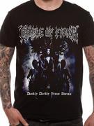 Cradle Of Filth (Darkly Album) T-shirt