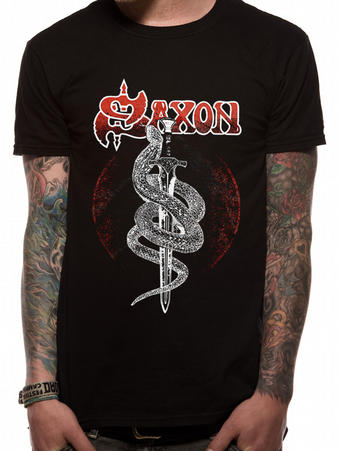 Saxon (Sacrifice Sword) T-Shirt Preview
