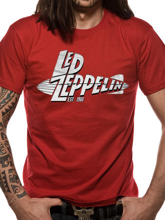 Led Zeppelin (Est 1968) T-shirt Preview