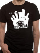 Bouncing Souls (Coffee) T-shirt