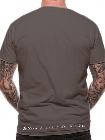 Stone Temple Pilots Star South T Shirt Thumbnail 2