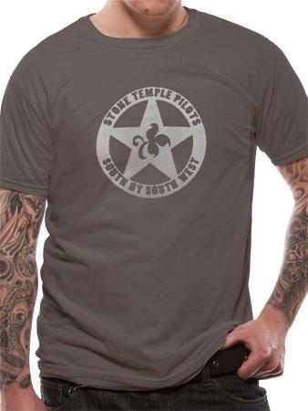 Stone Temple Pilots Star South T Shirt Thumbnail 1