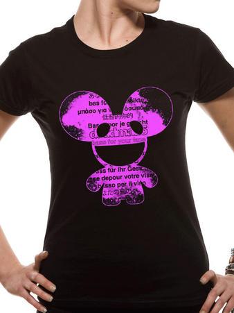 Deadmau5 (Purple Mau5) T-shirt