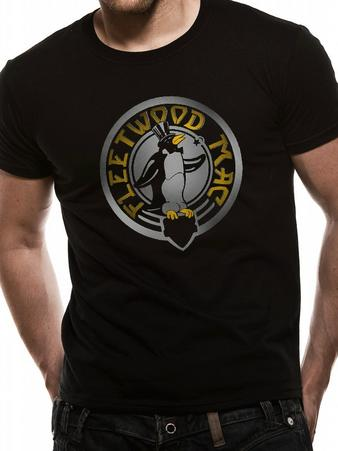 Fleetwood Mac (Penguin Logo) T-shirt Preview