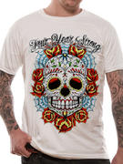 Four Year Strong (Skull) T-shirt