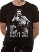 Johnny Cash (Fingers Salutes) T-shirt