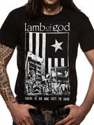 Lamb Of God (On One Left To Save) T-shirt
