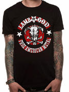 Lamb Of God (Pure American Metal) T-shirt