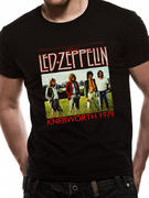 Led Zeppelin (Knebworth) T-shirt