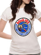 Blink 182 (Bunny Seal) T-shirt