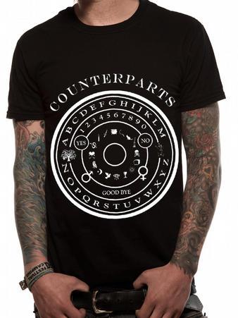Counterparts (Ouija) T-shirt