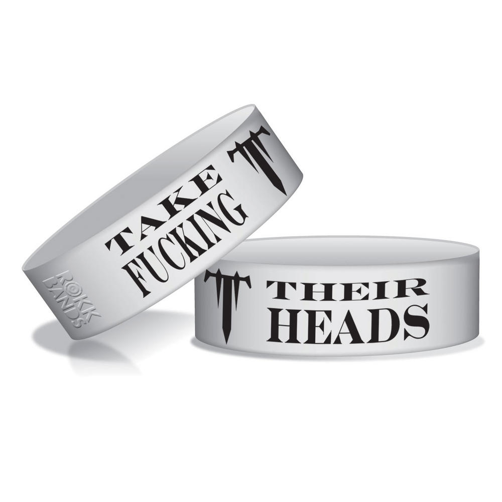 Trivium (Head Hunter) Wristband