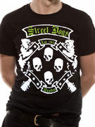 Street Dogs (Coat Of Arms) T-shirt