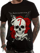 Apocalyptica (Skull Rose) T-Shirt