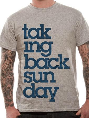 Taking Back Sunday (Logo) T-Shirt Preview