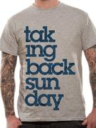 Taking Back Sunday (Logo) T-Shirt