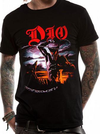 Dio (Ronnie James Dio RIP) T-Shirt Thumbnail 1