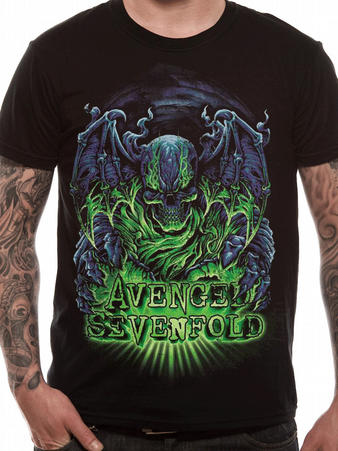 Avenged Sevenfold (Dare To Die) T-Shirt Thumbnail 1