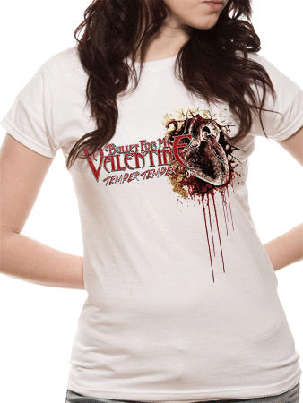 Bullet For My Valentine (Dead Heart) T-Shirt Preview