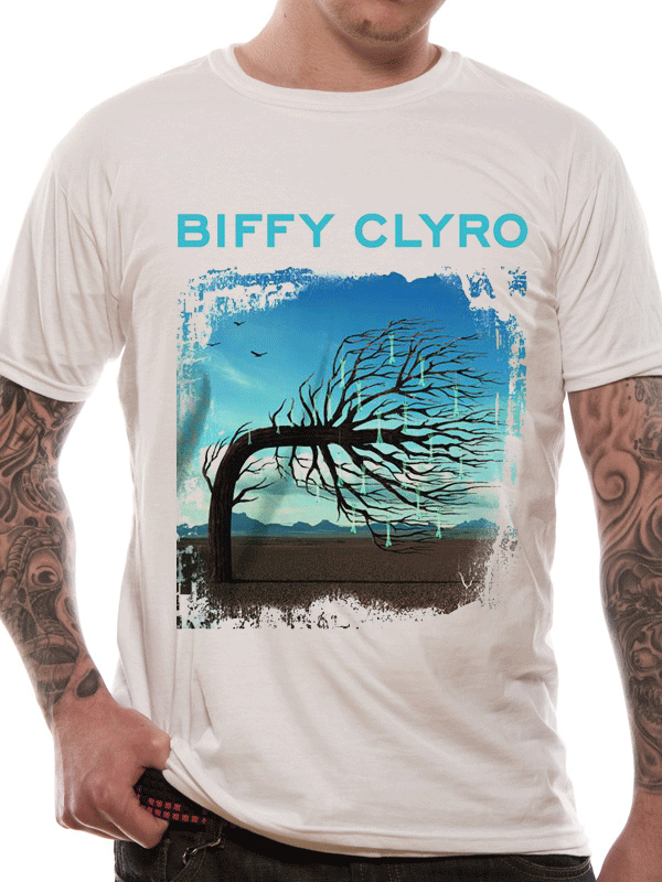 Biffy Clyro (Opposites White) T-Shirt