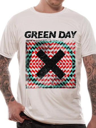 Green Day (Xllusion) T-Shirt Preview