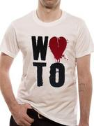 We Are The Ocean (Heart) T-shirt