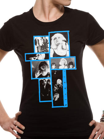 Blondie (Neon Tour Tee) T-Shirt Preview
