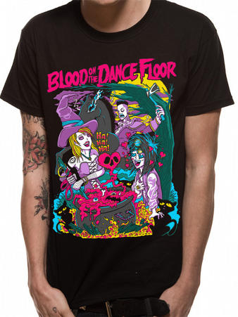 Blood On The Dance Floor (Magic) T-Shirt Preview