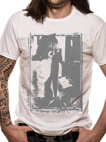 Johnny Ramone (Live Shot) T-Shirt Preview